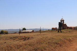 Die Kirche von Emmaberg