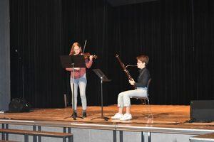 Duett Violine - Fagott