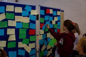 Kritische Reflexion unserer eigenen Partnerschaftsarbeit im Workshop