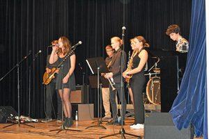 Die beliebte KHG-Schulband Rocking Rose