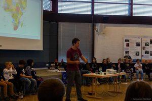 Workshop mit Simon Primus von Commit München e.V.