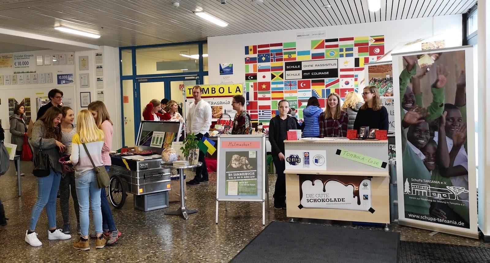 SchuPa und PuCo am Tag der offenen Tür 2019