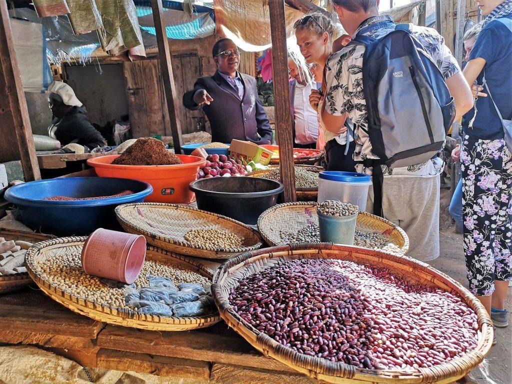 Markt von Ilembula