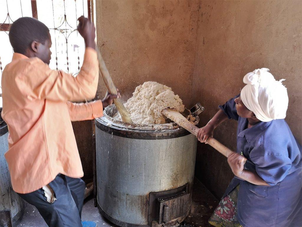 Ilembula Secondary School - Schülküche