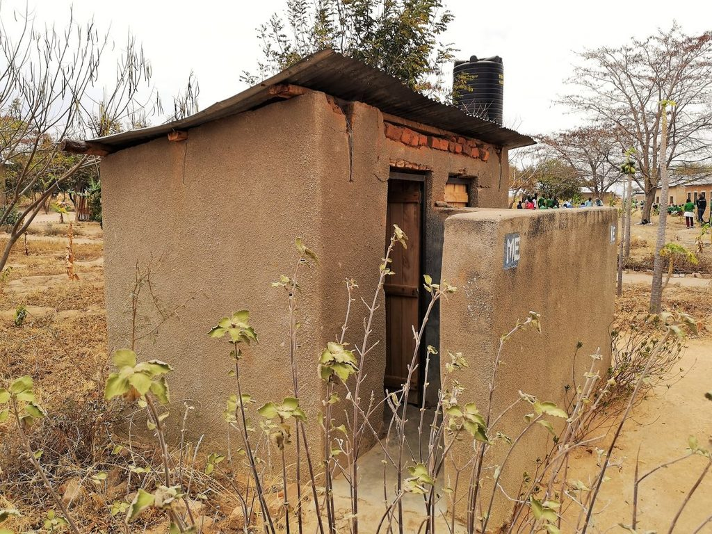 ILESS: Toiletten der Lehrkräfte