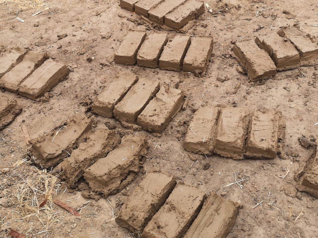 ILESS: Lehmziegelherstellung