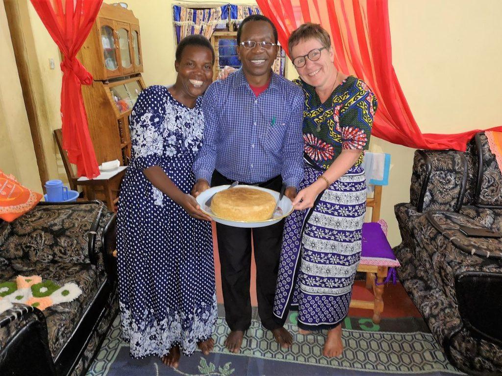 Einladung bei der Familie Mbilinyi
