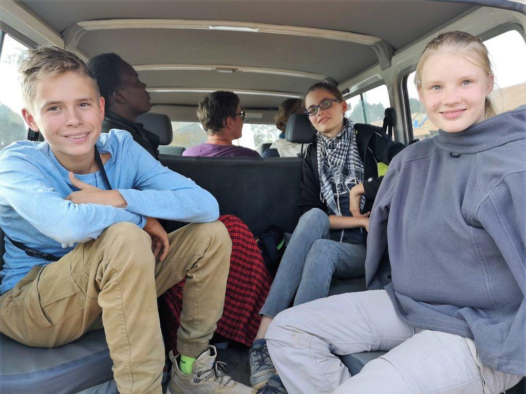Makangarawe: Fahrt zurück nach Ilembula