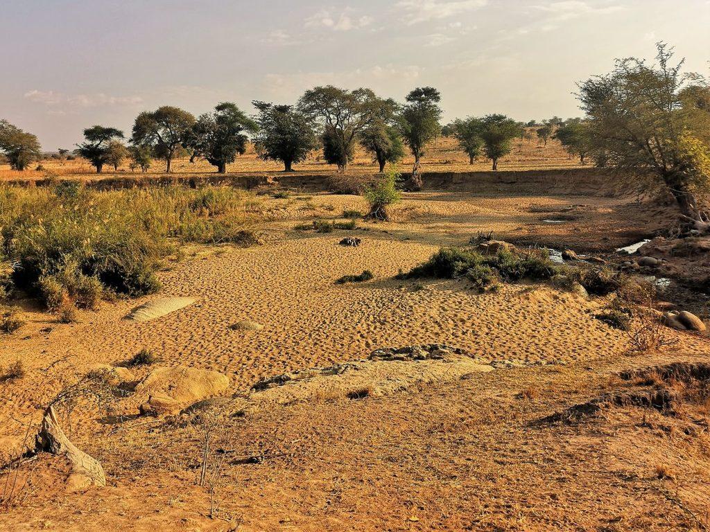 Ilembula: Spaziergang am Halali River