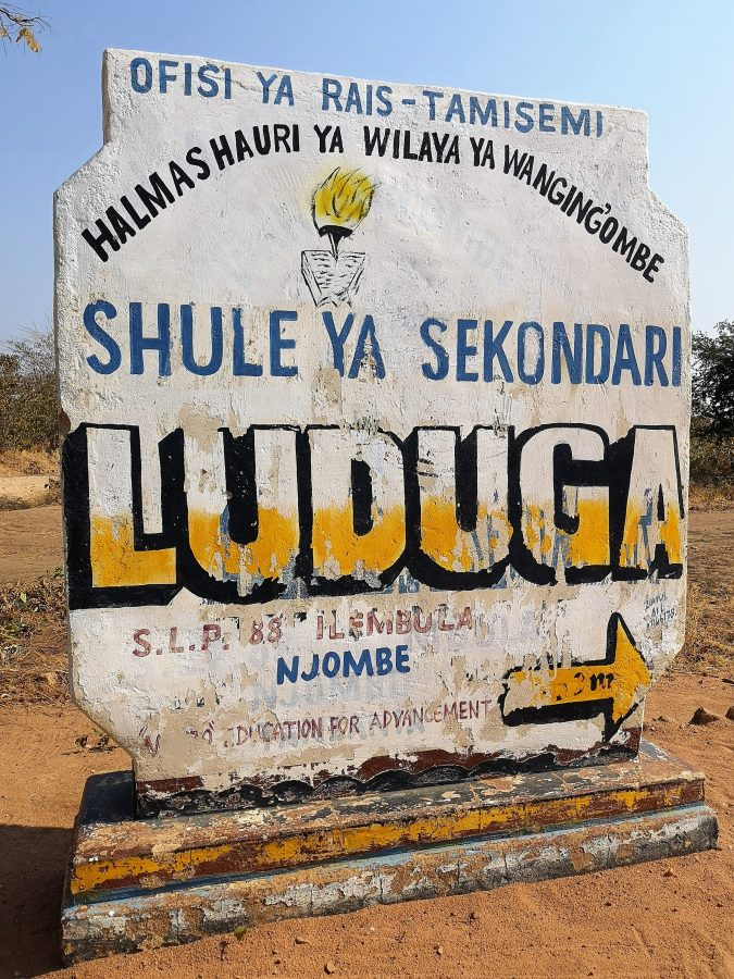 Luduga Secondary School