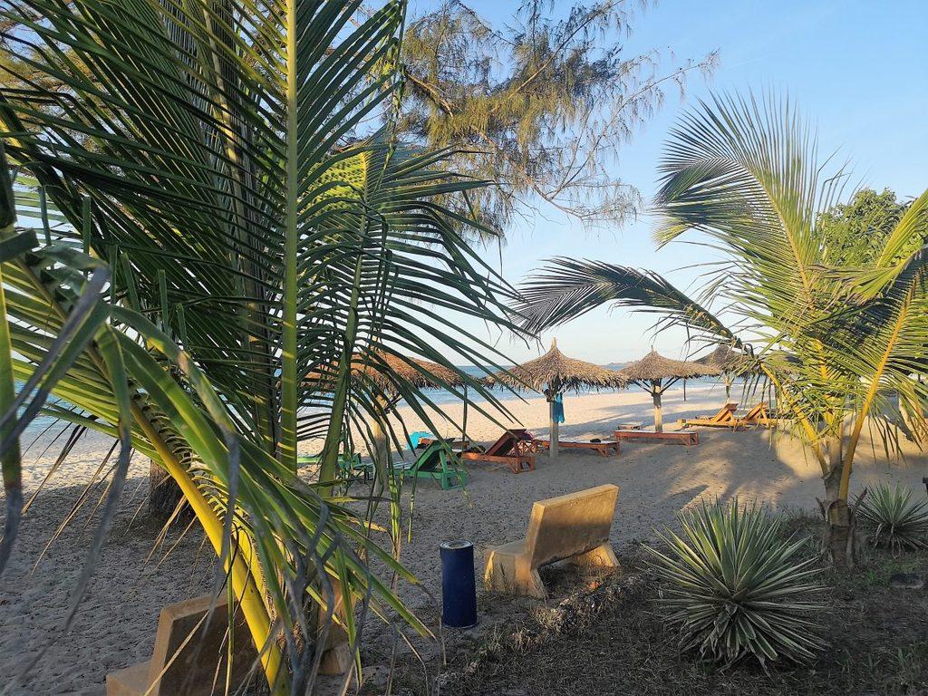 Kipepeo Beach