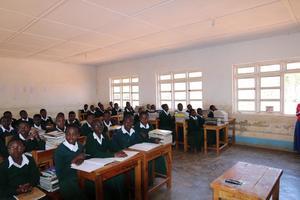 Ein Klassenzimmer in Emmaberg