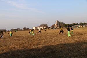 Fussball in Emmaberg