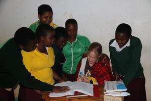 Schüler tauschen sich aus in Emmaberg