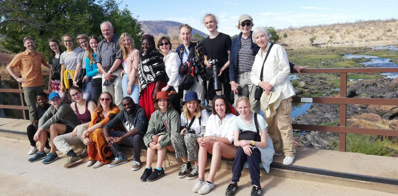 KHG-Reisegruppe im Ruaha Nationalpark