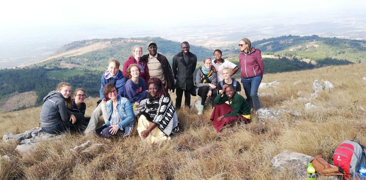 Hiking bei Kidugala