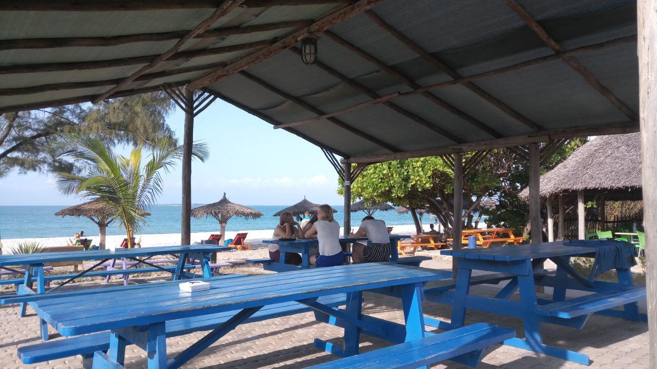 Kipepeo Beach Resort