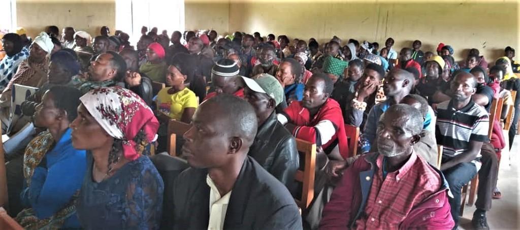 Eltern-Versammlung an der ILESS