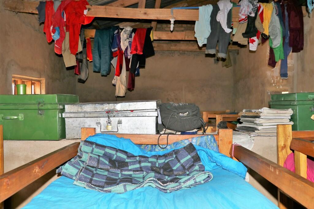 ILESS Schlafgebäude