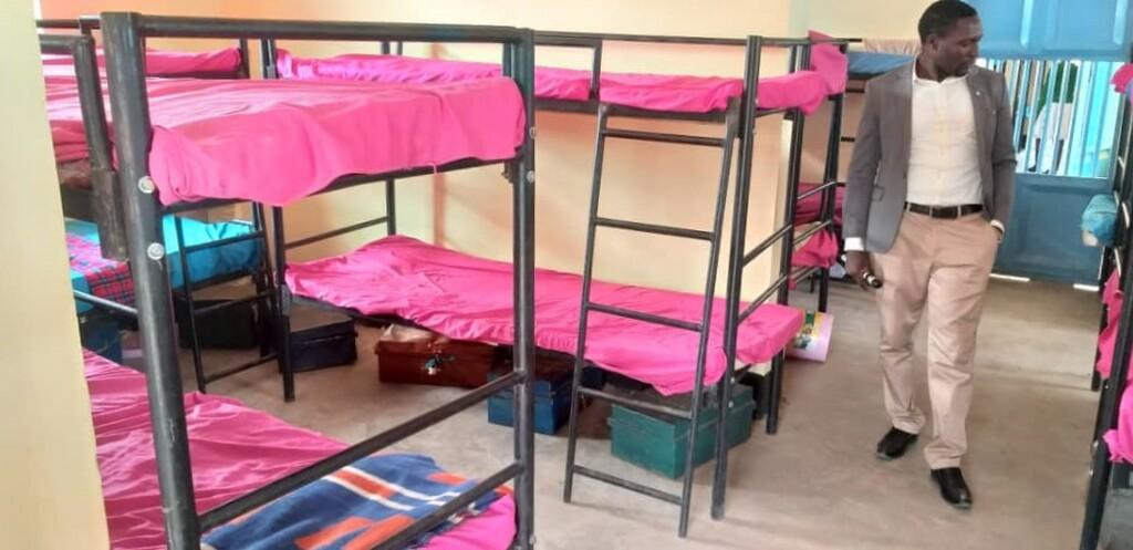 ILESS Renovierung/Fertigstellung der Schlafgebäude