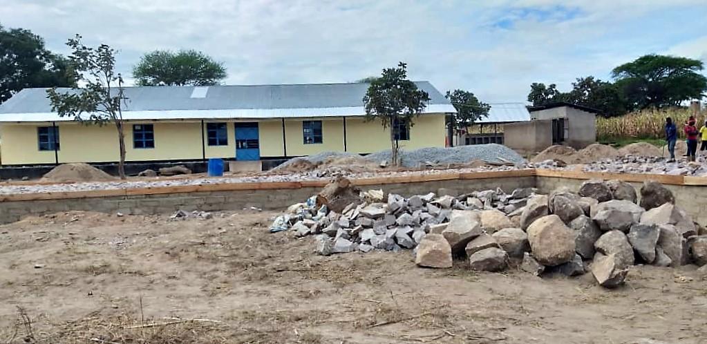 ILESS: neues Schlafgebäude