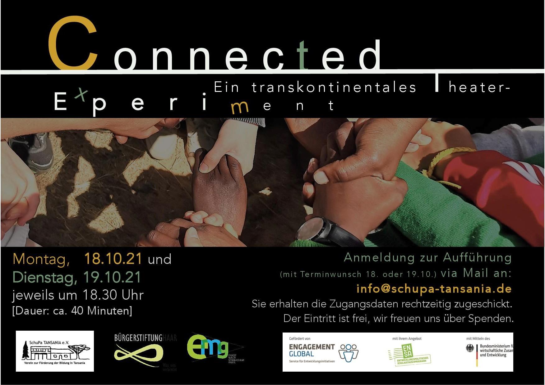 Plakat Connected